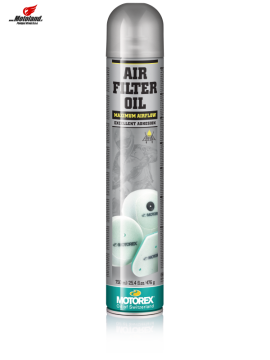 Air filter oil spray 750ml