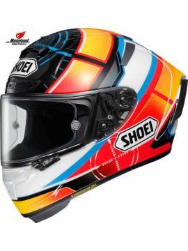 Helmet X Spirit III De Angelis TC-1
