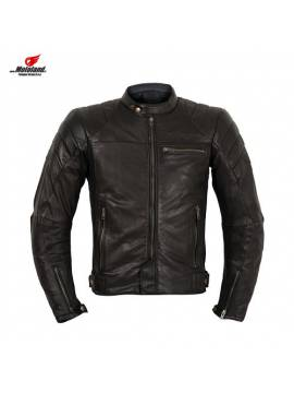 GHOST Leather Jacket