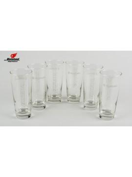 Ecstar Longdrink glasses set 0,33l
