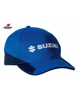 Suzuki Team Blue Cap