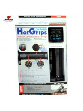 HOTGRIPS Premium Adventure Heated Grips