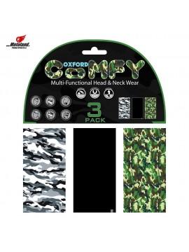 COMFY CAMO 3-PACK