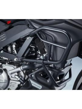 ZAŠČITA ZA MOTOR Črna DL650 Vstrom