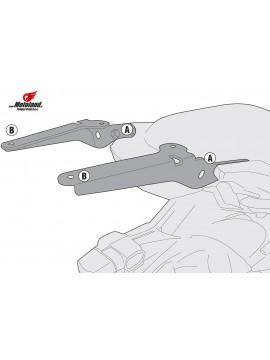 Givi SR4114 Rear Rack - Kawasaki Versys