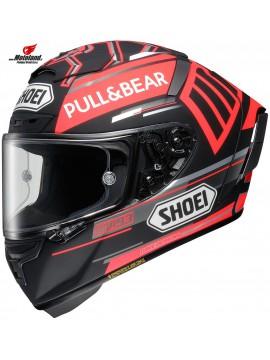 Helmet X-Spirit III Marquez Black Concept TC-1