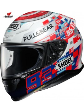 Helmet NXR Marquez Power up! TC-1