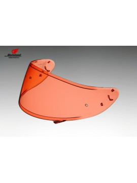 Shoei CWR-1 High Definition Orange Visor