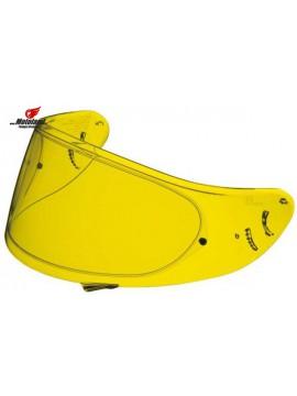 Shoei CWF-1 High Definition Rumeni Vizir (racing)