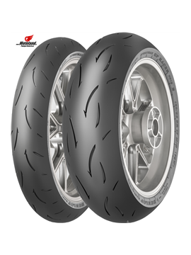 SX GP RACER D212 190/55ZR17 (75W) TL SX GP RACER D212 E