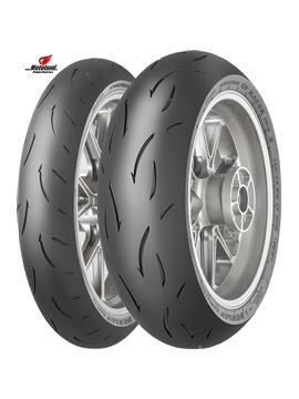 SX GP RACER D212 200/55ZR17 (78W) TL SX GP RACER D212 E