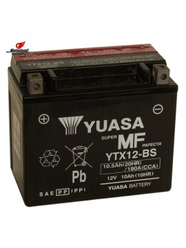 Batteries YTX12-BS