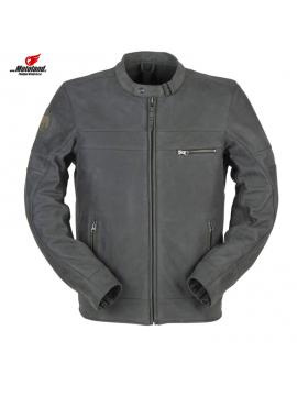 GLENN Leather Jacket