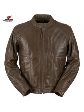BRONSON Leather Jacket