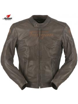 STUART Leather Jacket