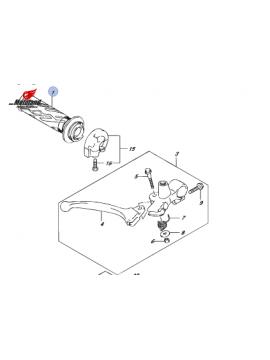 Suzuki Grip Throttle