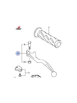 Suzuki Brake Lever Rear