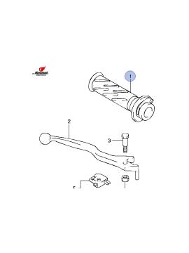 Suzuki Ročka za Plin