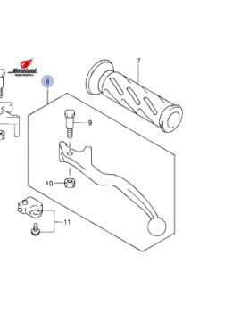Suzuki Rear Brake Lever