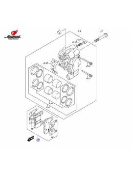 SUZUKI DL 1000 L8-L9 Front Brake Pads