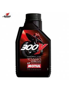 300V 10W40 FACTORY LINE ROAD RACING 1L
