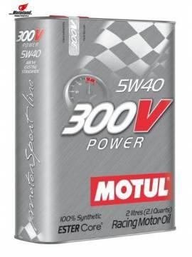 300V POWER 5W-40 2L