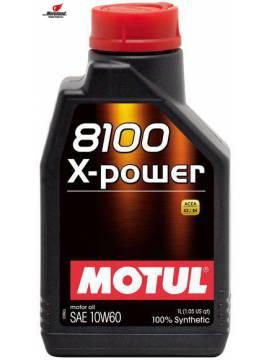 8100 X-POWER 10W-60 1L