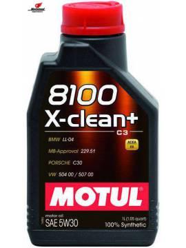 8100 X-CLEAN+ 5W-30 1L