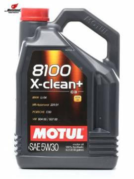8100 X-CLEAN+ 5W-30 5L