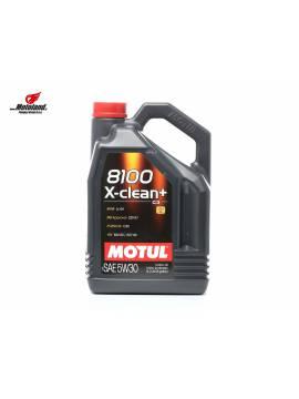 8100 X-CLEAN 5W-40 5L