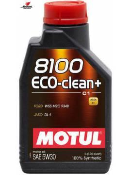 8100 ECO-CLEAN+ 5W-30 1L