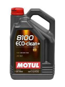 8100 ECO-CLEAN+ 5W-30 5L