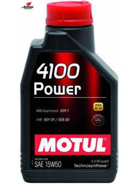 4100 POWER 15W-50 1L