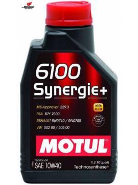 6100 SYNERGIE+ 10W-40 1L