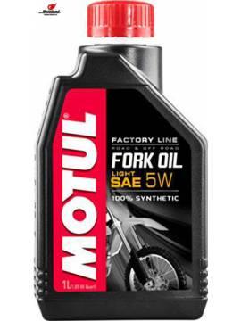 FORK OIL 5W FACTORY LINE 1L