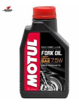 FORK OIL 7.5W FACTORY LINE 1L