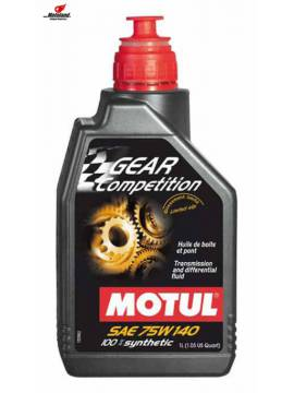 GEAR COMPETITION 75W-140 1L