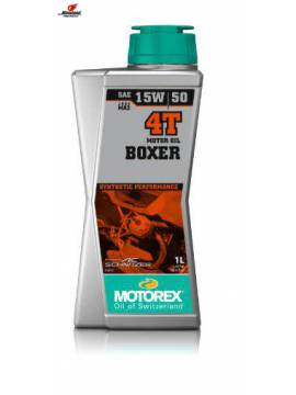 BOXER 4T 15W50 1L