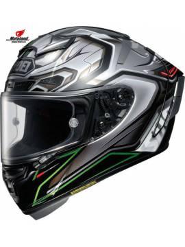 Helmet  X-Spirit III Aerodyne TC-4