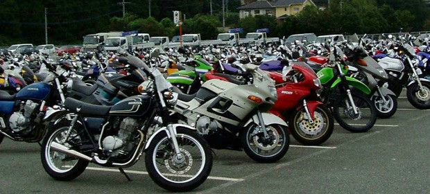Pre-owned motorbikes